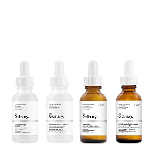'The Ordinary' Acne Treatment Set
