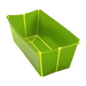 Bañera Flexi Bath color Verde Lima