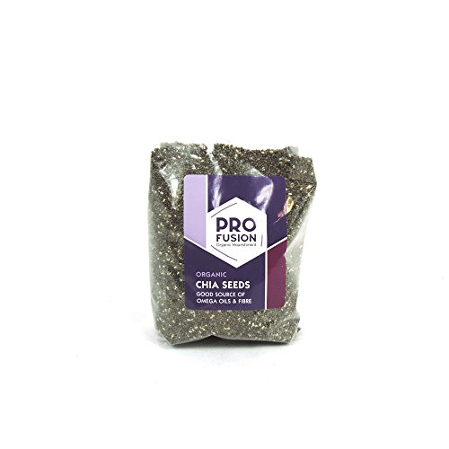 ProFusion - Organic Chia Seeds - 300g (Case of 6)