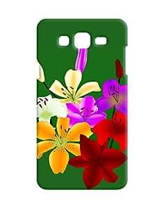 Mobifry Back case cover for Samsung on 7 Mobile ( Printed design)