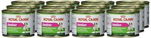 Royal Canin Hundefutter Mini Junior, 195g, 12er Pack (12 x 195 g) - 2