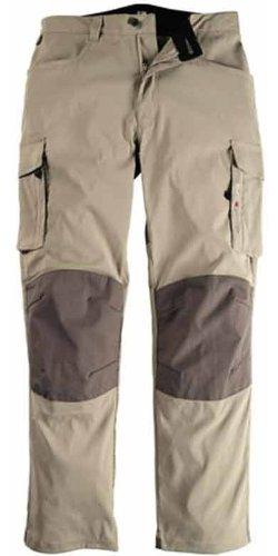 Musto Evolution Performance Trousers Light Stone SE0980 Long Leg Waist Size - 40