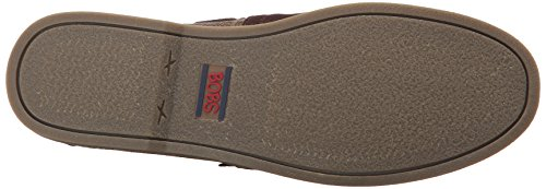 Bobs Da Skechers peluche Moda Slip-On piano Bordeaux-Marrone