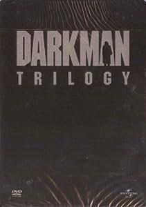 Darkman Trilogy [ 1 ,2 & 3 ] Steelbook - uncensored