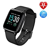 Duang Smartwatch, Bluetooth Fitness Watch, Men Ladies Fitness Tracker, 1.3 Inch Color Sport