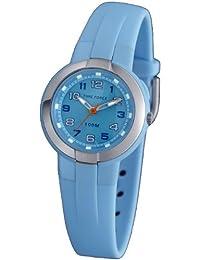 Reloj TIME FORCE de niño/niña Sumergible. Correa de caucho. Azul. TF-3387B03