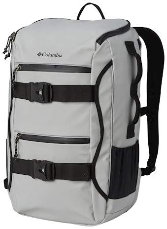 Columbia Laptop-rucksack (Columbia Erwachsene Street Elite Backpack, Cool Grey, O/S)