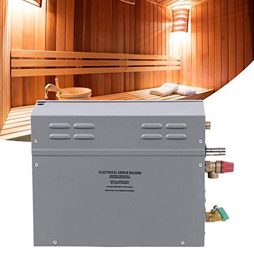 Generador de vapor eléctrico para sauna de 6KW, kit generador de ducha...