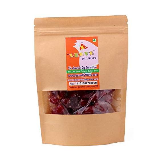 Leeve Glased Karonda | Whole Red Cherries