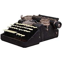 JunBo Inicio fotografía de máquina de Escribir decoración Artesanal Adornos Accesorios Manualidades