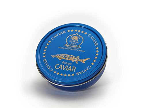 Caviar Beluga originales 125g