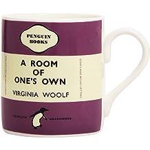 Mug - A Room of One's Own - Virginia Woolf. Purple: Penguin Merchandise