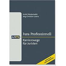 Karrierewege für Juristen (AchSo! Lernen mit Fällen)