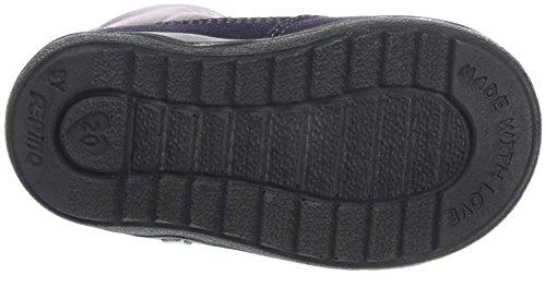 Ricosta Ruby, Bottes courtes avec doublure chaude fille Violet - Violett (blackberry/Purple 389)