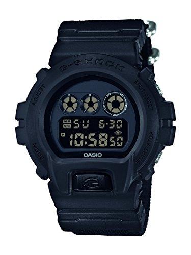 Casio G-Shock Herren-Armbanduhr DW-6900BBN-1ER (G-shock Uhren Aus Edelstahl)