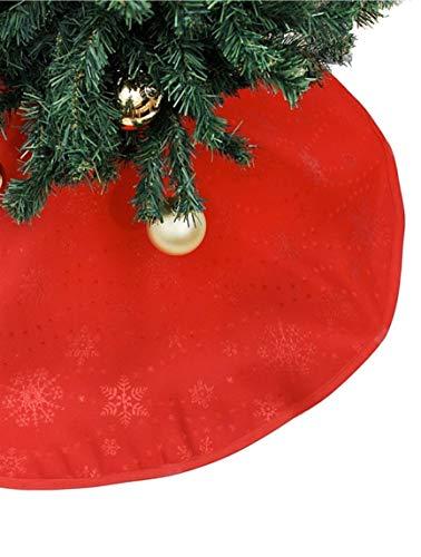 Durchmesser Weihnachtsbaum.1x Christbaumdecke Tannebaumdecke Baumdecke Unterlage