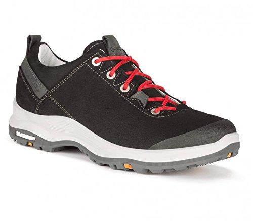 AKU La Val Low GTX Gore-Tex Chaussures Femme Taille EU 38 UK 5 USA 7, Black – Noir, 38
