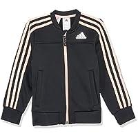 Adidas Lg Pes Cover Up Jacket For Kids (Black & Pink - 24-36 Months), DJ1465