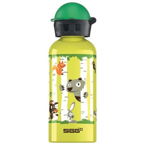 Sigg Trinkflasche Wild Scouts, Grün, 0.4 Liter, 8320.90