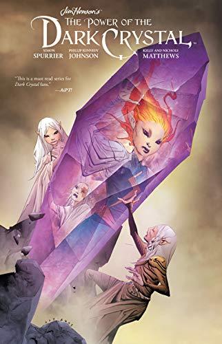 Jim Henson's The Power of the Dark Crystal Vol. 3 (English Edition) (Kelly Henson)