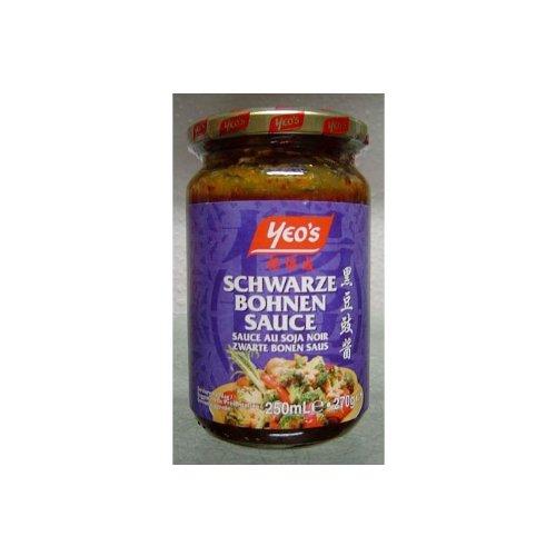 Yeo\'s - Schwarze Bohnen Sauce - 250ml