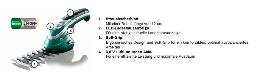 bosch diy akku strauchschere isio akku ladeger t strauchschermesser karton 3 6 v 12 cm. Black Bedroom Furniture Sets. Home Design Ideas
