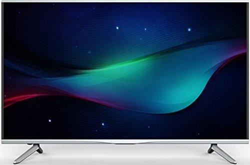 Sansui SNA43QX0ZSA 109cm (43 inches) 4K Ultra HD Smart LED TV (Black)