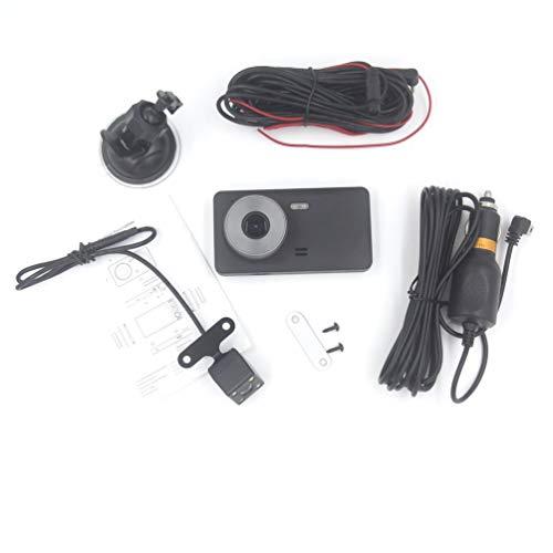 Grabador conducción 3Ch Grabador Video tráfico Integrado