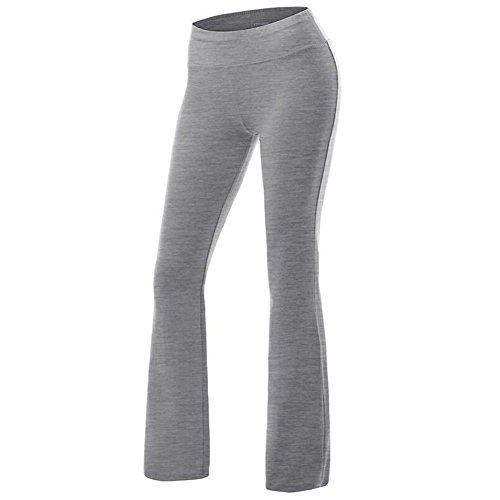 Fitibest Damen Yoga Hose Lange Stretch Hose Hohe Taille Sporthose Freizeithosen Casual Hosen Jogginghose für Yoga,Pilates,Laufen und Tanzen