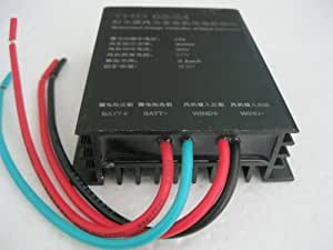 Ten-high 100W 200W 300W DC input 24V Portable Wind charge controller for DC Output Wind Turbine Generator
