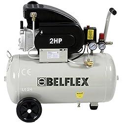 Abratools 410000020ES Compresor Transmisión Directa, 1500 W, 230 V