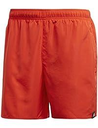 adidas Men's Swimming Shorts Orange