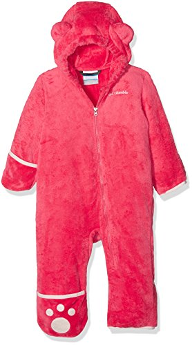 (Columbia Foxy Baby II Bunting Fleece Suits Toddlers Punch Pink Kindergröße 12/18 2017)
