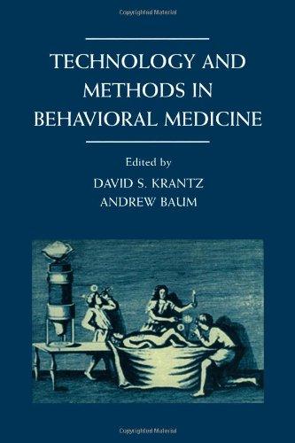 Technology and Methods in Behavioral Medicine (Perspectives in Behavioral Medicine) (Baum Monitor)