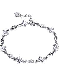 Armband silber  Suchergebnis auf Amazon.de für: Silber - Armbänder / Damen: Schmuck