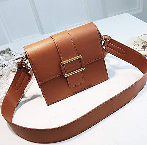 ulter-Kurier-Beutel-Boston Handtasche Mode-Buchstabe-Drucke Halloween Taschen Breite Trageriemen Umhängetasche Tasche für Frauen Sac 22cm12cm16cm Red [22cm12cm16cm] ()