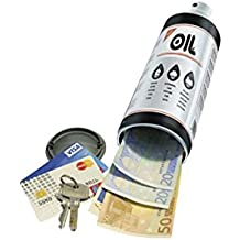 Arregui Secret Spray - Caja de caudales camuflada (acero, 109 x 75 x 75 mm, formato lata de spray) multicolor
