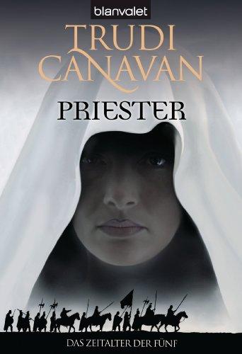 Buchseite und Rezensionen zu 'Priester' von Trudi Canavan