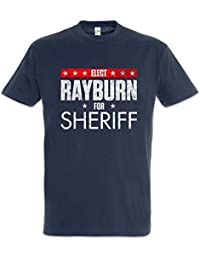 Urban Backwoods Elect Rayburn for Sheriff T-Shirt Taglie S – 5XL 0200f38a88b2