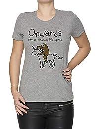 T Top Abbigliamento Bluse Shirt it E Shirt Amazon Unicorn E6qRwxp