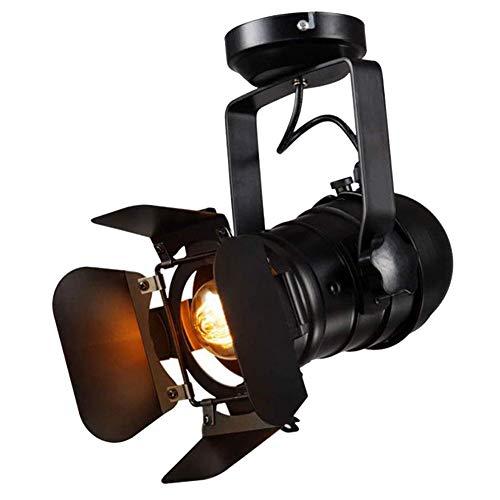 Industrial Hierro Soporte Lámpara Colgante Proyector, Edad Luz De ...