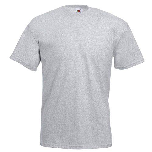 Fruit of the LoomHerren T-Shirt Heather Grey