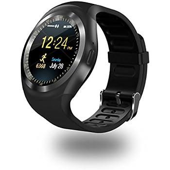 UKCOCO Y1 Relojes Inteligentes Bluetooth, SmartWatch de Pantalla ...