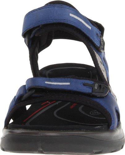 Ecco Offroad, Sandales de Sport Femme Bleu (57807Medieval/Wild Dove)