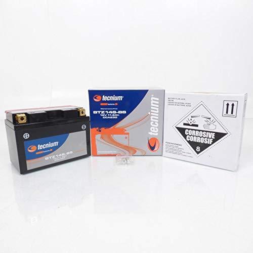 Batteria Tecnium Moto Honda 750 Vt Shadow S 2010-2012 YTZ14S-BS / 12 V 11,2 Ah