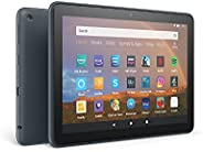 """Fire HD 8 Plus tablet, 8"""" HD display, 32 GB, Slate - with Ads, Our best 8"""" tablet for portable ent"""