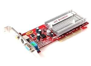 ATI Radeon 9000 Grafikkarte, 64 MB Speicher, AGP Anschluss, CM3-GK-110