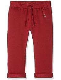 United Colors of Benetton Trousers Cotton Blend, Pantalones para Niñas
