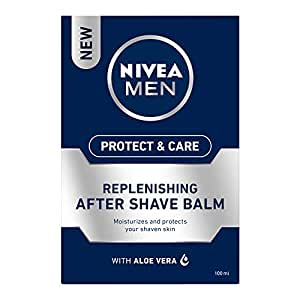 NIVEA MEN Shaving, Protect & Care After Shave Balm, 100ml