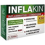 3C Pharma Inflakin Etats Inflammatoires 30 Comprimés